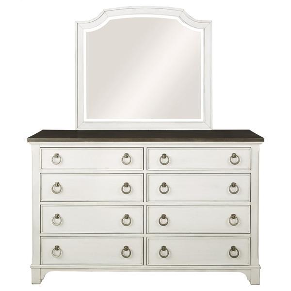 Nashbryn Dresser and Mirror