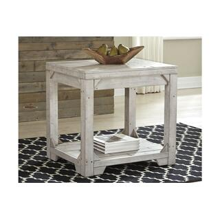 See Details - Rectangular End Table