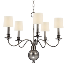 Chandelier - AGED SILVER