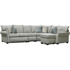 See Details - 4450-Sect Hayes Sectional