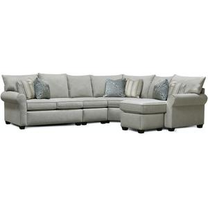England Furniture4450-Sect Hayes Sectional