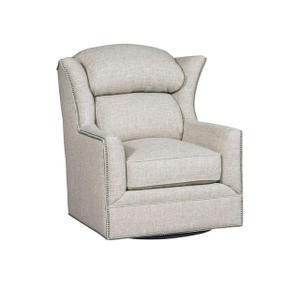 Santorini Swivel Chair, Santorini Ottoman