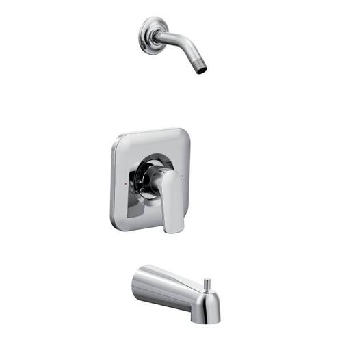 Rizon chrome posi-temp® tub/shower