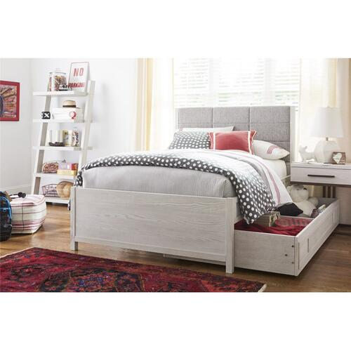 Upholstered Full Bed