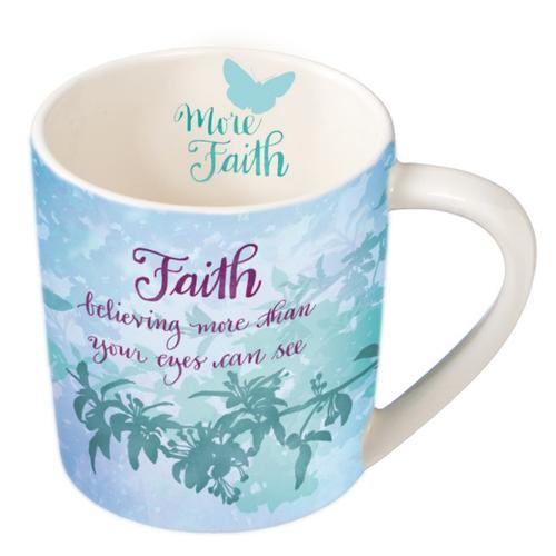 """""""Faith"""" Mug 14 oz."""