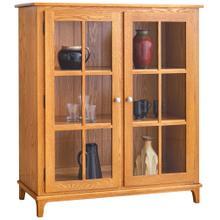 See Details - Estates Display Cabinet