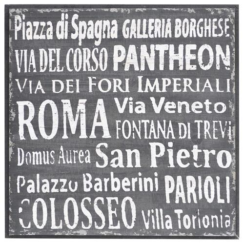 "Crestview Collections - ""Rossano Plaque"""