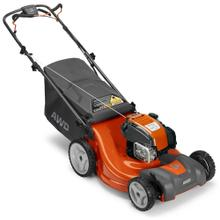 "Husqvarna 21"" High Rear Wheel Self-Propelled Lawn Mower - Powered by a Briggs & Stratton 163cc EXi 725 Series Engine"