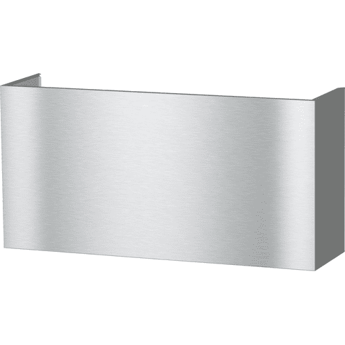 Miele - DRDC 4824 - Duct Cover Chimney for concealing the ducting and adjusting the height to the wall unit.
