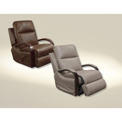 Power Lay Flat Recliner w/Heat & Massage