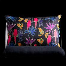 FUSCHIA LUMBAR PILLOW  3in X 20in  Fuchsia Pillow. Vibrant colors and bold pattern choices from Ma