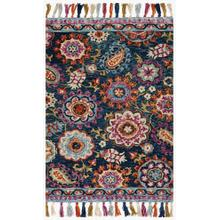 View Product - FH-01 Navy / Plum Rug
