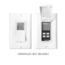 Hardwired Programmable Timer Atw-t24 - White