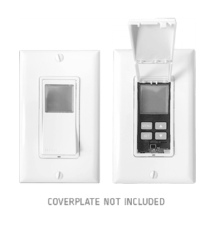Hardwired Programmable Timer Atw-t24 - White Product Image