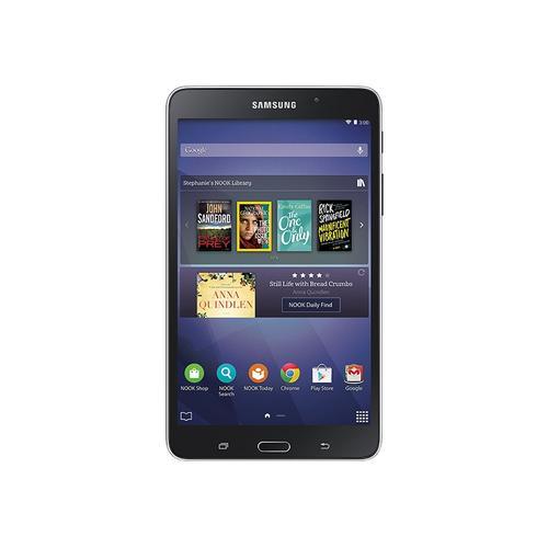 """Samsung - Galaxy Tab 4 NOOK 7.0"""" 8GB (Wi-Fi)"""
