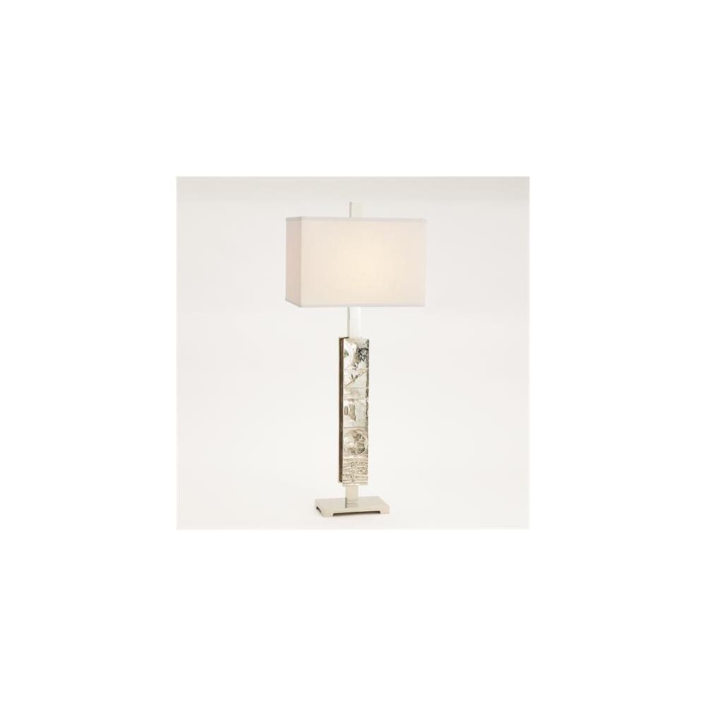 Pimlico Table Lamp-Nickel
