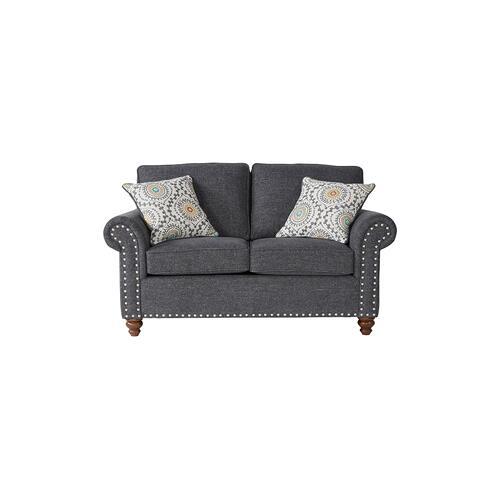 Hughes Furniture - 17655 Sofa