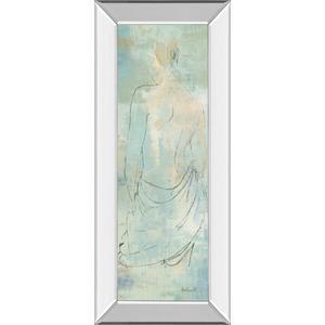 """Beauty In The Mist 2"" Panel By Anne Tavoletti Mirrored Framed Print Wall Art"