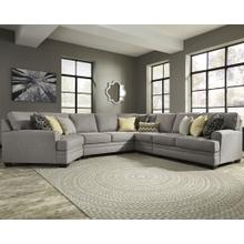Cresson 5-piece Sectional With Cuddler