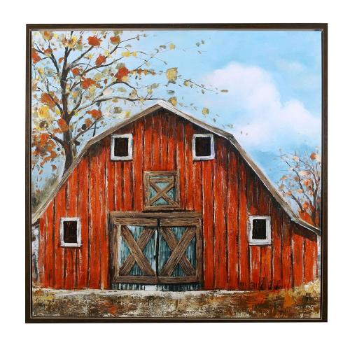 """Crestview Collections - """"COUNTRY SCENE 4"""""""