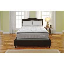 See Details - Mount Harvard Pillowtop - White 2 Piece Mattress Set
