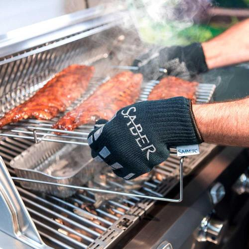 Saber Grills - High-Temp Grill Gloves