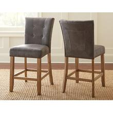 View Product - Debby Counter Chair - Grey