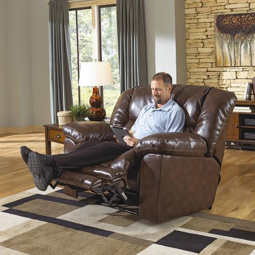 """Lay Flat"" Rec Sofa"
