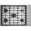 "30"", 5-Burner Gas Cooktop, Stainless Steel Product Image"