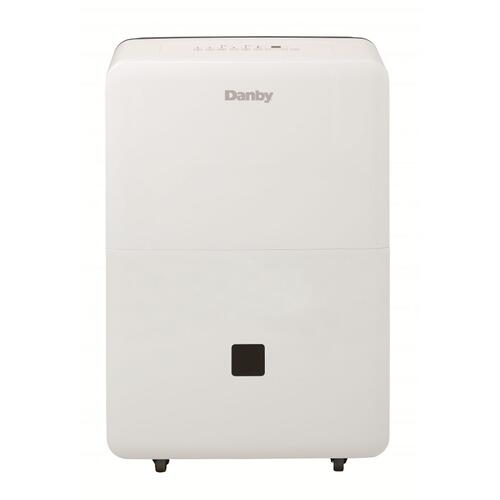 Danby - Danby 50 Pint DoE Dehumidifier with Pump