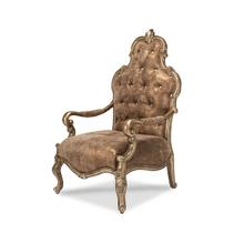 See Details - Platine de Royale Wood Chair Grp1 Opt3 Platinum