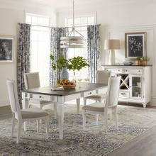 Alternate 5 Piece Rectangular Table Set
