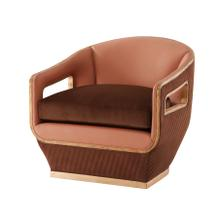 Bailey Swivel Club Chair