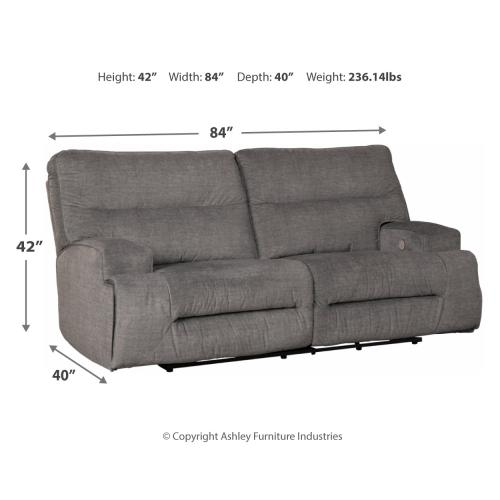 Ashley Furniture - Coombs Power Reclining Sofa
