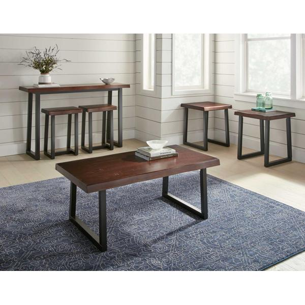 See Details - Jennings 3-Piece Occasional Set (Cocktail Table & 2 End Tables)