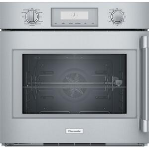 ThermadorSingle Wall Oven 30'' Professional Door Hinge: Left, Stainless Steel POD301LW