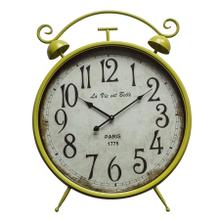 See Details - Life is Beautiful Yellow Wall Clock