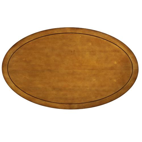 Product Image - Trilogy Oval Cocktail Table/Nesting Tables/Octagonal Table-4 pc. Group-Floor Samples-**DISCONTINUED**
