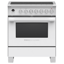 """See Details - Induction Range, 30"""", 4 Zones, Self-cleaning"""