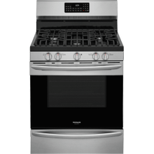 SCRATCH & DENT MODEL  Frigidaire Gallery 30'' Freestanding Gas Range with Air Fry