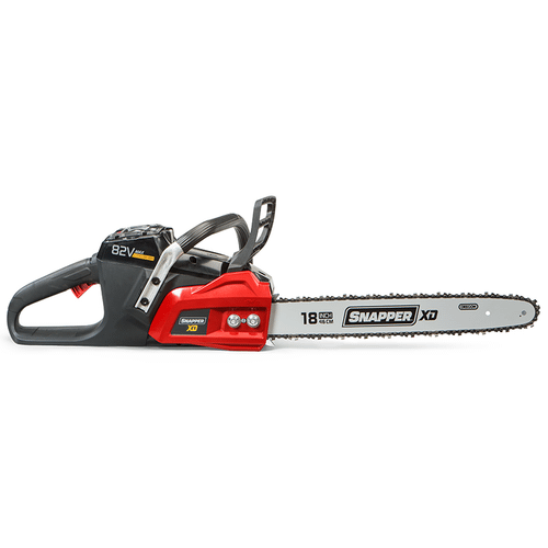 Snapper - 82-Volt Max* Lithium-Ion Cordless Chainsaw  Snapper