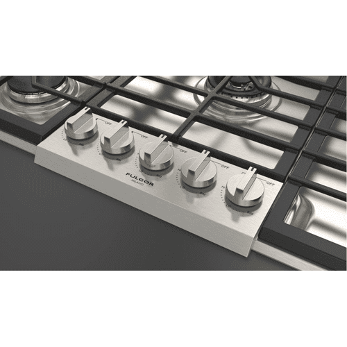 "36"" Pro Gas Cooktop - Stainless Steel"