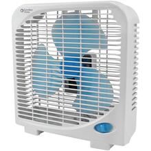 "9"", 2-Speed Portable Box Fan"