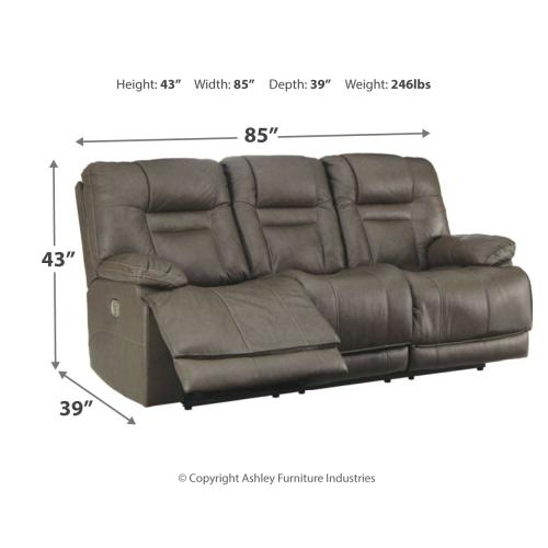 Wurstrow Power Reclining Sofa