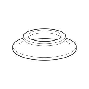 Monticello spout escutcheon Product Image