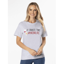 It Takes Two Mom Life T-Shirt - M