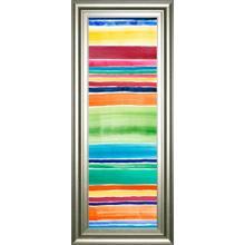 """Cabana Panel I"" By Regina Moore Framed Print Wall Art"