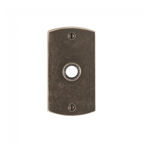 Convex Escutcheon - E30503 Silicon Bronze Brushed