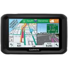 """d zl 580 LMT-S 5"""" GPS Navigator with Bluetooth® & Free Lifetime Maps & Traffic Updates"""