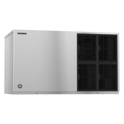 KM-1301SAJ3, Crescent Cuber Icemaker, Air-cooled, 3 Phase